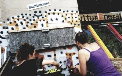 No-Waste-Kochen und Hausmittel selbst herstellen im August 2018